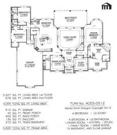 4 bedroom house plans with basement 4005 0512 house plan design and hawaii offices