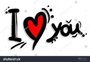 I Love You Art