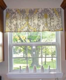 Sew Window Treatments