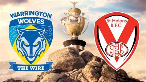 BBC Sport - Rugby League: Challenge Cup, 2020, Quarter ...