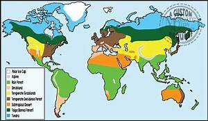 Maps Biomes Of The World Messare Clips U0026 Design Mcd