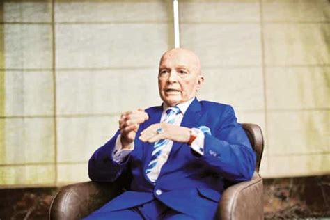 Sensex tumbles on feeble global cues. Sensex could double in the next five years, says Mark Mobius