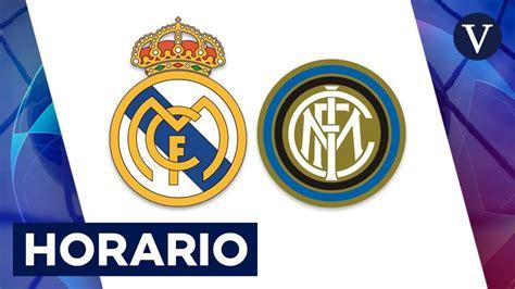 Real Madrid - Inter de Milán: El Madrid busca la primera ...