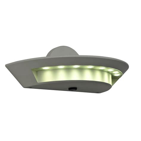 dusk to dawn light lowes shop utilitech 24 watt white dusk to dawn security light