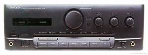 Kenwood A-65 - Manual - Stereo Integrated Amplifier