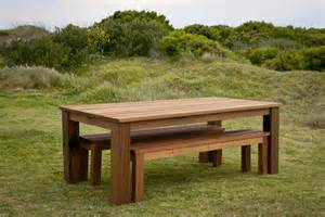 Outdoor Timber Furniture Brisbane