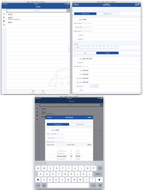 ios uistoryboardsegue modal form sheet fills entire