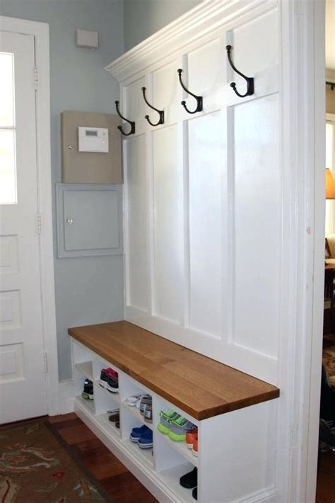 mudroom coat rack entryway bench and coat rack best ideas on with mudroom