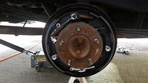 Help  1998 Rear Brake Drum Rebuild Problems - Ford F150 Forum