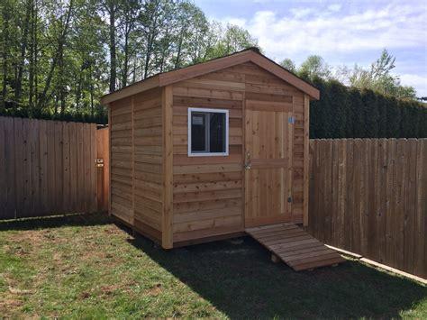 8x8 sheds 8x8 standard shed