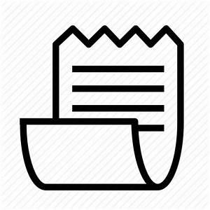 Mini, receipt, webshop icon | Icon search engine