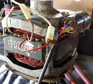 Determining Correct Wiring For An Old Washing Machine