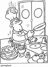 Kleurplaat Eten Drinken Kleurplaten Coloring Voeding Thema Eet Pannenkoeken Smakelijk Bakken Google Zoeken Knutselen Voor Schattig Restaurant Tekeningen Afbeeldingen Puk sketch template