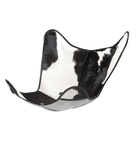 Cowhide Chair Covers by Bkf Chair Cover In Cowhide