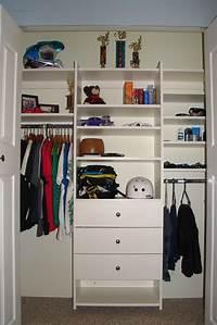 closet design ideas Small Closet Ideas for Minimalist Dressing Spot - Traba Homes