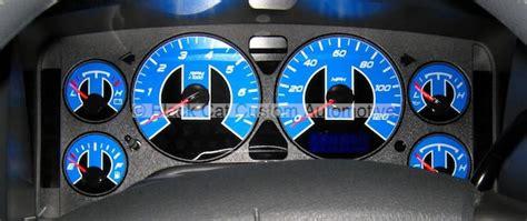 black cat custom automotive gauge faces