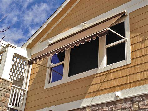 robusta heavy duty retractable window awning