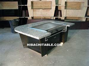 Teppan Yaki Grill : hibachi grills for the home gallery hibachi table teppanyaki table teppan table sushi ~ Buech-reservation.com Haus und Dekorationen