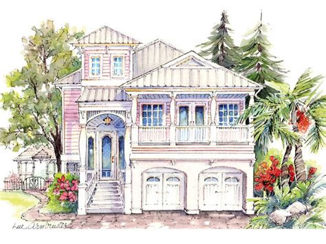 Narrow Cottage Plans by Gallery Narrow Lot House Plans Narrow Lot Duplex