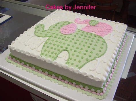 baby shower elephant sheet cake google search baby