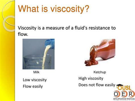 viscosity powerpoint  id