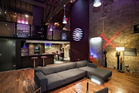 Interior Designed Warehouse Conversion   London Lofts