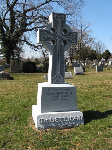 crosses hc wood cemetery memorials serving delaware county   philadelphia area