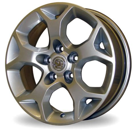 vauxhall snowflake alloys  sale  uk view  ads