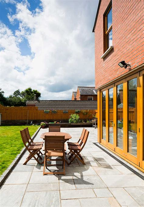 Open Plan Extension And Renovation In 1900s Home