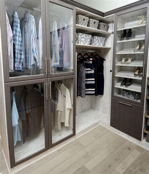 Gray Wardrobe Closet by Closets Spacesolutionsaz
