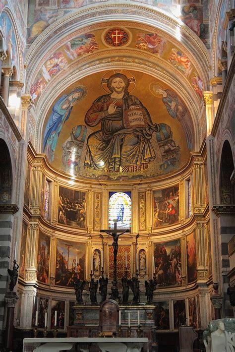 Interno Duomo Di Pisa by Interno Duomo Di Pisa Foto Immagini Europe Italy