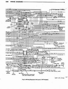 Dave U0026 39 S Place  M600 Dodge Class A Chassis Wiring Diagram