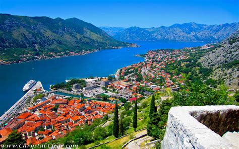 Montenegro Kotor Summer Destination Hd Wallpaper