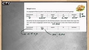 Umsatzmaximum Berechnen : erwartungswert berechnen binomialverteilung bung mit schrit f r schritt l sung youtube ~ Themetempest.com Abrechnung