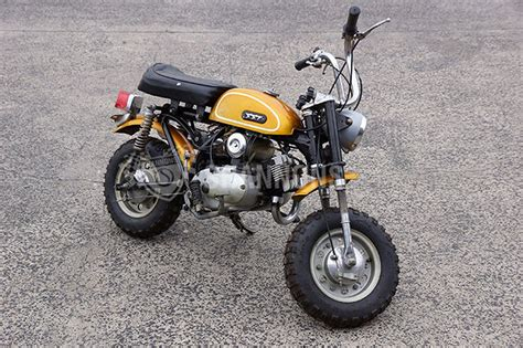 Sst Gemini 50cc Mini Bike Auctions
