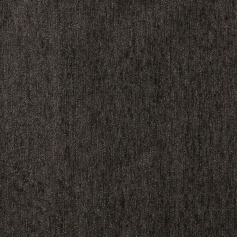 chenille upholstery fabric durability charcoal grey solid chenille upholstery fabric by the yard