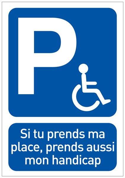 si鑒e de voiture papier autocollant dissuasif places handicapées à coller sur les vitres de voiture direct signalétique