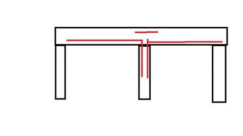 cuisine avec poteau au milieu deplacement pilier sous poutre traversiere 10 messages