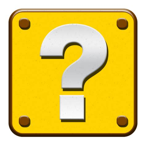question block icon super mario blocks icons softicons com