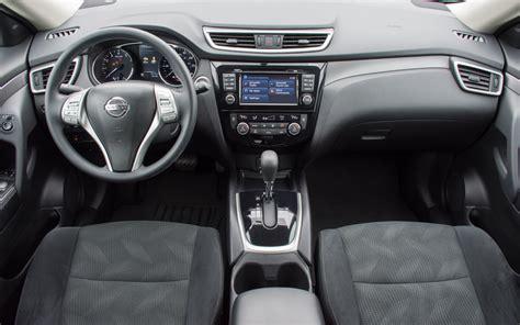 nissan rogue sv test drive review autonation drive