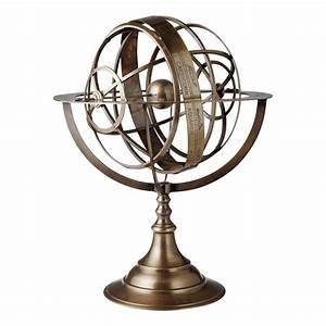 Lampe Cuivre Maison Du Monde : sph re en m tal h 46 cm eclipse maisons du monde ~ Teatrodelosmanantiales.com Idées de Décoration