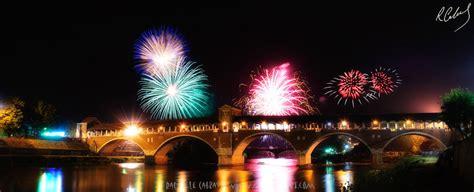 fuochi d artificio pavia ecco il programma della notte e della festa dei