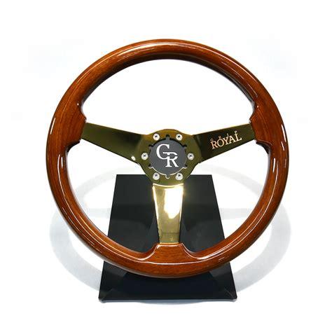 Steering Wheel by Display Stand For Steering Wheel Grip Royal