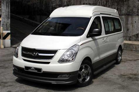 Review Hyundai Starex by Review 2012 Hyundai Grand Starex Limousine Philippine