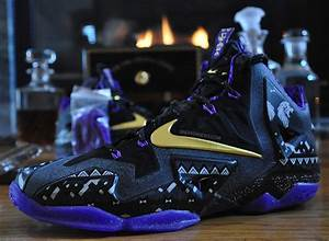 "Nike LeBron 11 ""Black History Month"" - SneakerNews.com"
