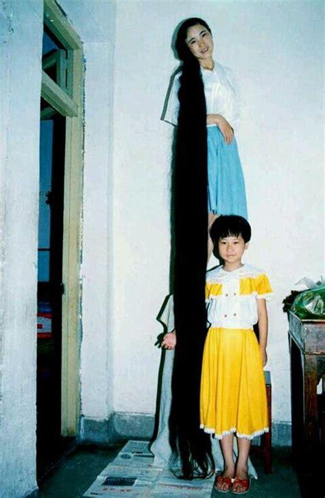 yueqin dai rambut panjang pinterest