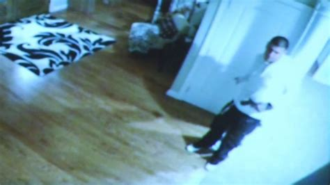 Home Interior Video Surveillance : Video Shows Aaron Hernandez At Home With 'gun' Video