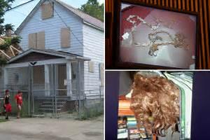 Inside Ariel Castro U0026 39 S House Of Horrors  Photos