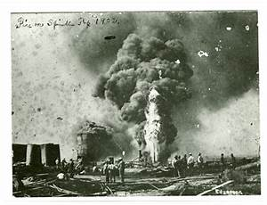 Fire On Spindletop 1902