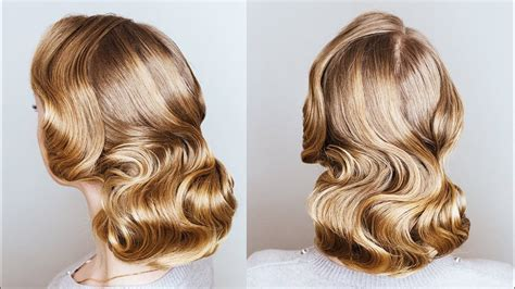 How To Make Finger Wave With A Flat Iron